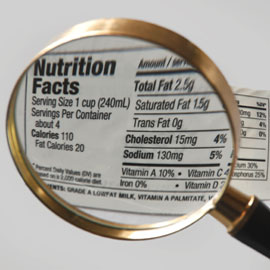 "Label Reading Series: Get the ""Nutrition"" Facts"